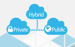 private public hybride cloud